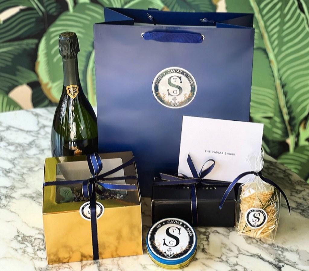 Caviar Crown Packaging