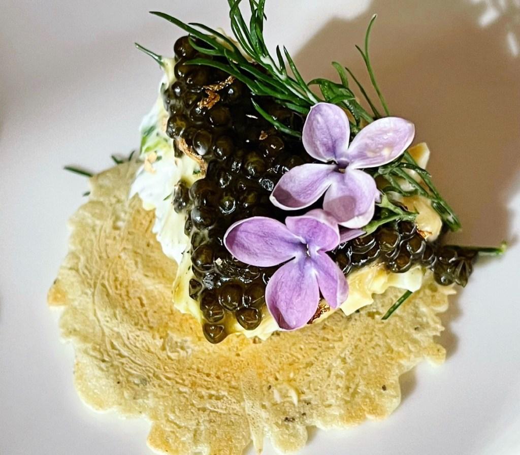 Caviar Crown