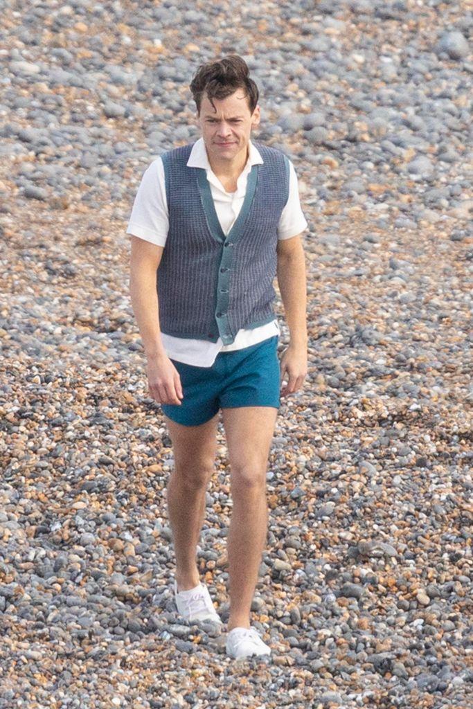 Harry Styles, shorts
