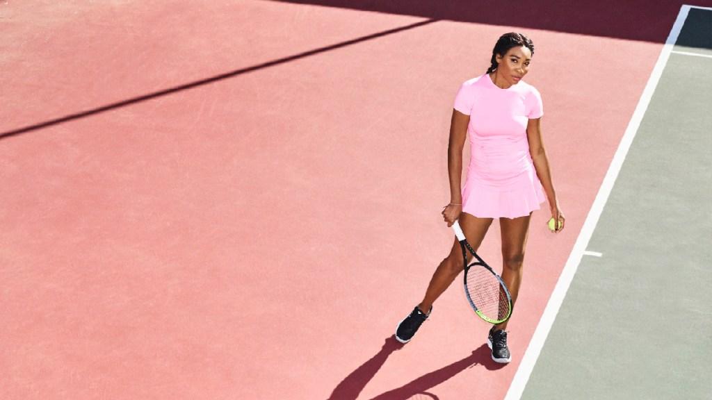 Venus Williams, K-Swiss