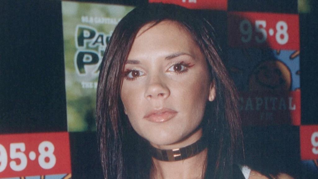Victoria Beckham, brows