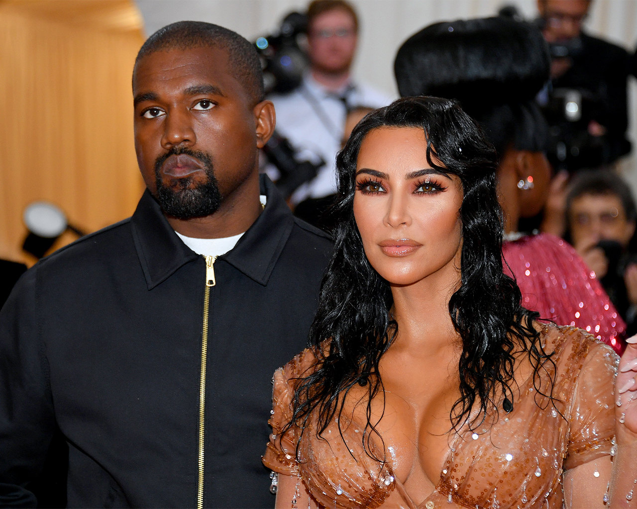 KIM KARDASHIAN REVEALS WHY SHE FILED FOR DIVORCE FROM KANYE WEST