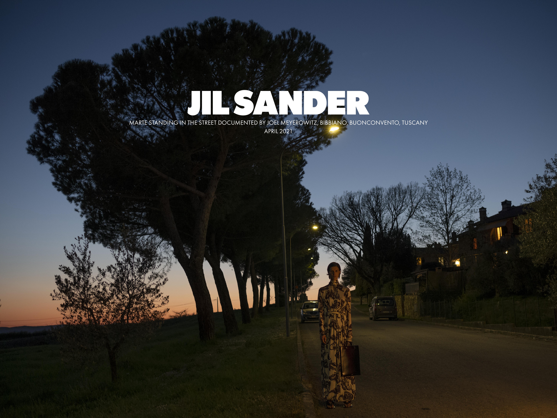 Jil Sander FW21 Campaign