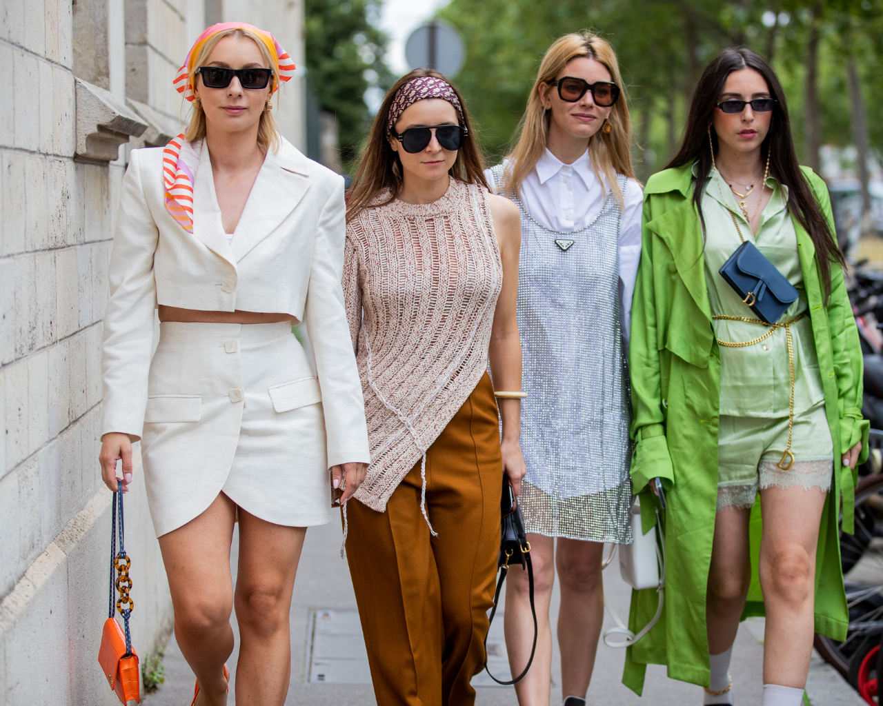Fall 2021 Couture Street Style