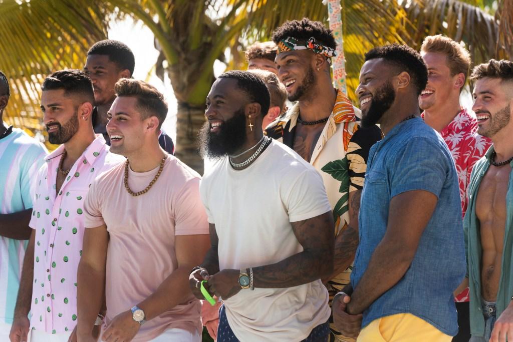 The men of <i>FBoy Island</i>
