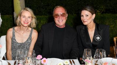 Michael Kors 40th anniversary dinner