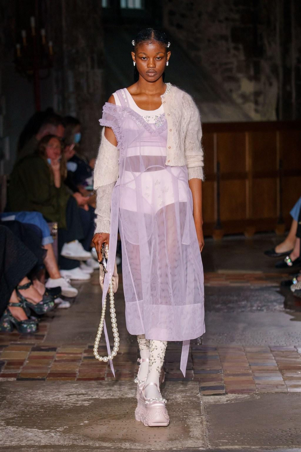 Best looks London Fashion Week SS 22