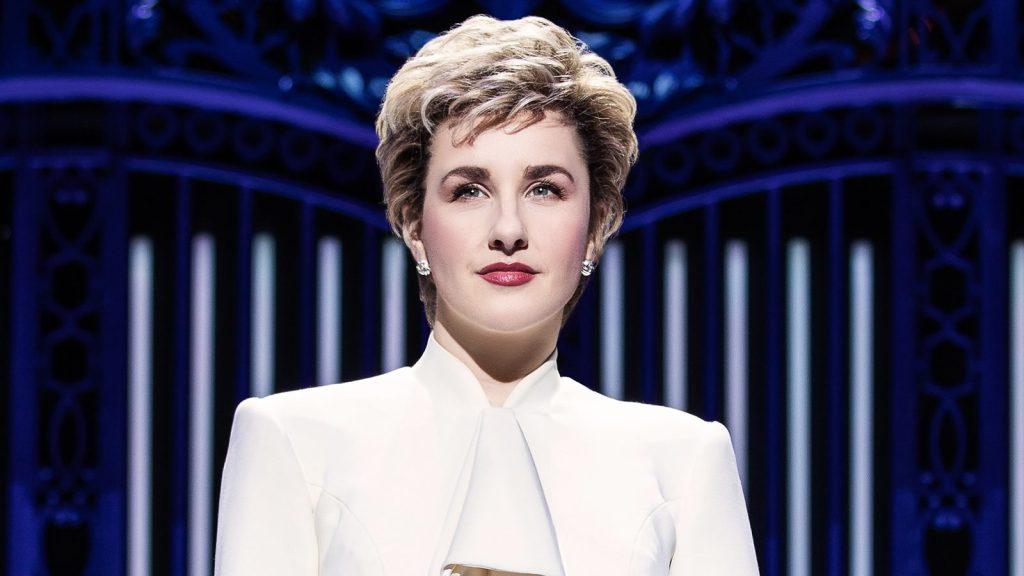 Jeanna de Waal in Diana: The Musical