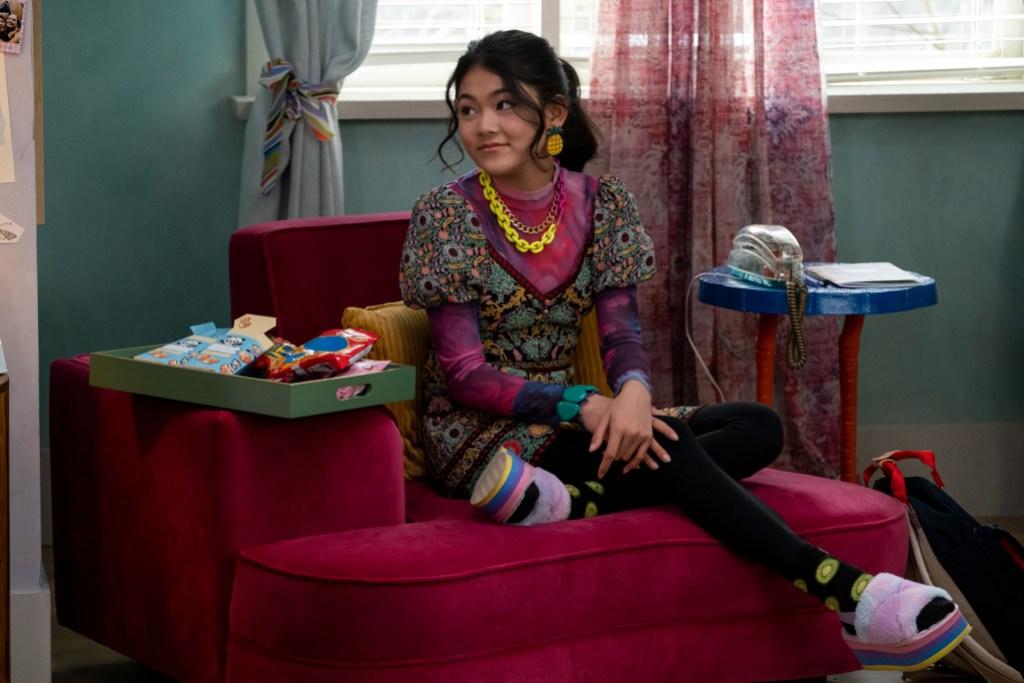 Momona Tamada in The Baby-Sitters Club