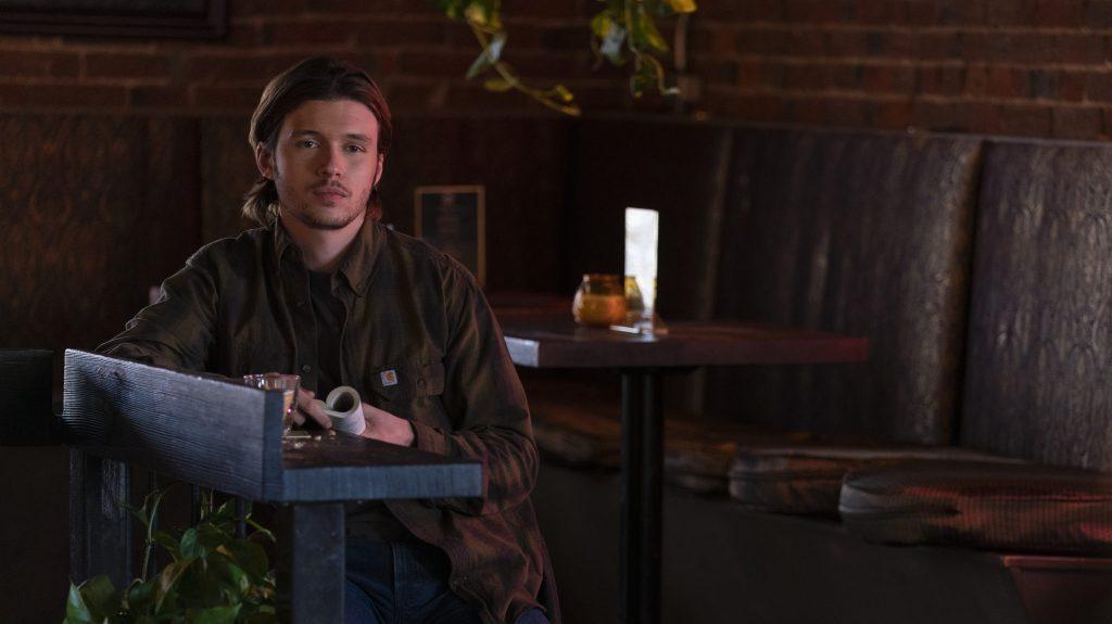 Nick Robinson in <i>Maid</i>