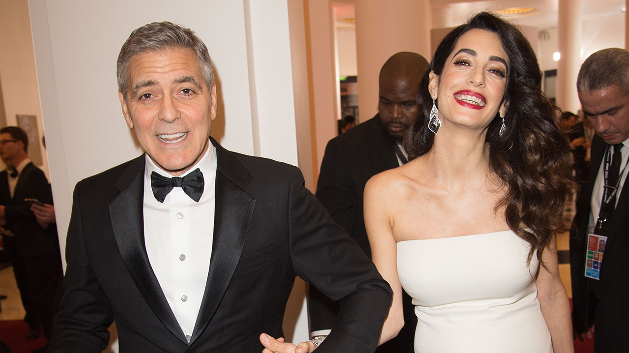 George And Amal Clooney Announce Birth Of Twins!