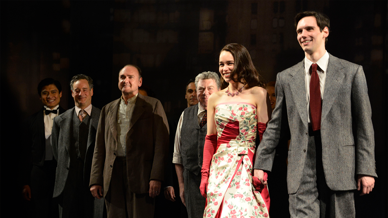 Broadway ActressesEmilia