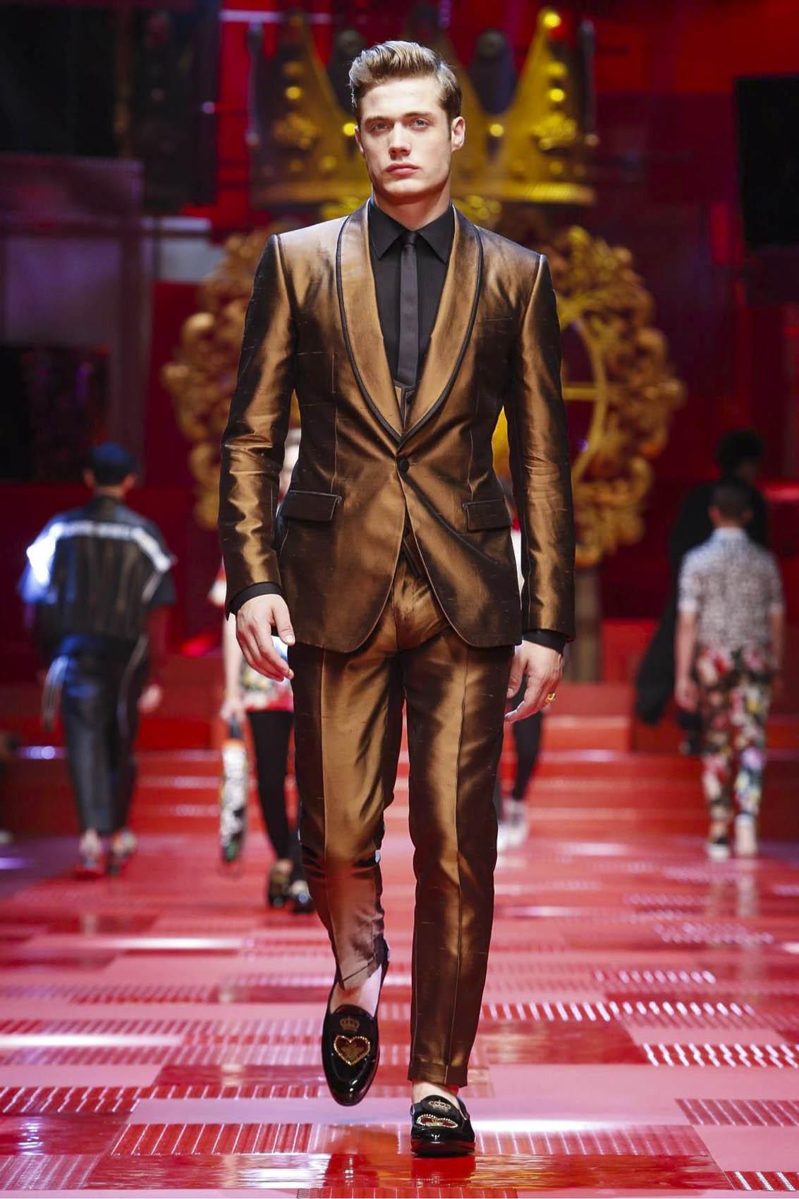 DolceAndGabbanaMenswearSpringSummer2018Milan5929