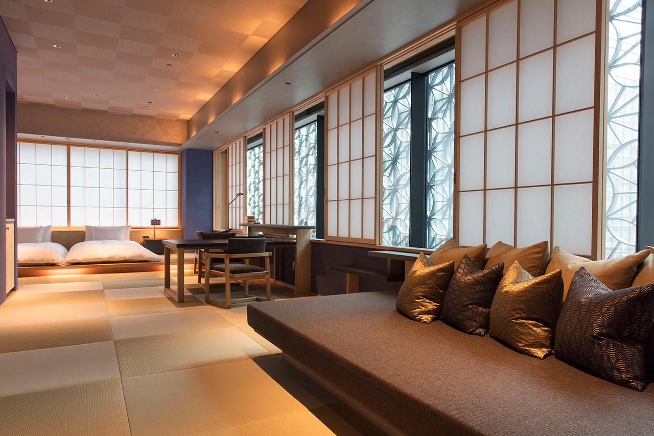 HoshinoyaTokyoKikuhotelroom