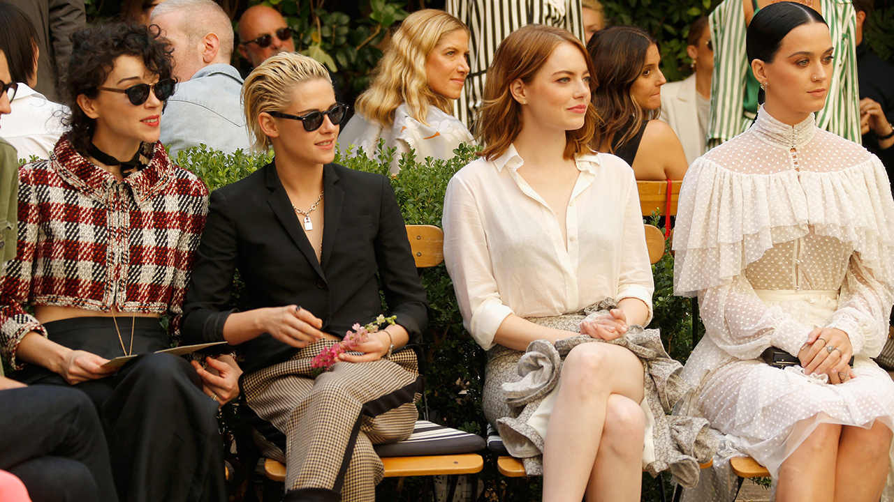 Kristen Stewart and St. Vincent make their first official appearance as a couple - Grazia
