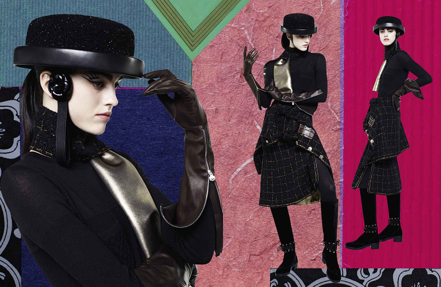 R FW 201617 RTW ad campaign  pictures by Karl Lagerfeld (2)