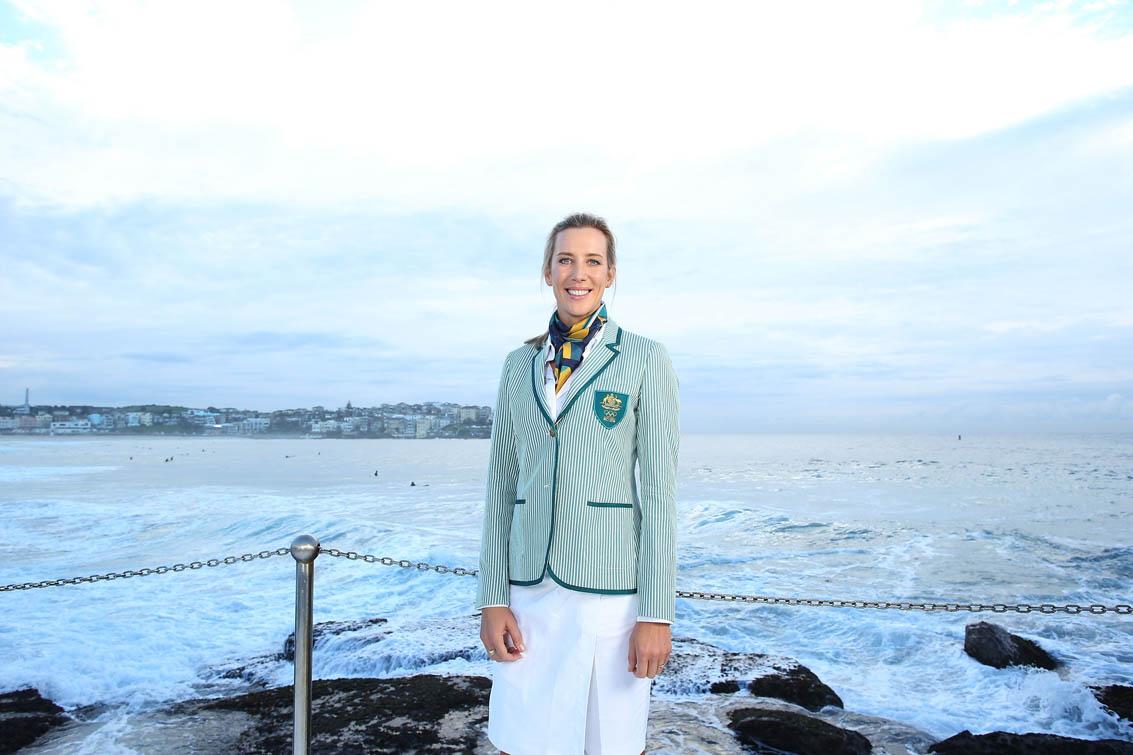 Sportscraft AOC 2016 Olympic Team Uniform Unveiling_LouiseBawden (2)