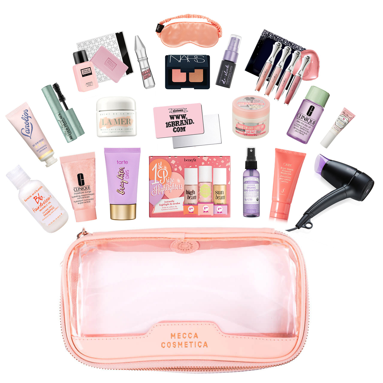 Pack Like A Beauty Pro With These Minis - Grazia
