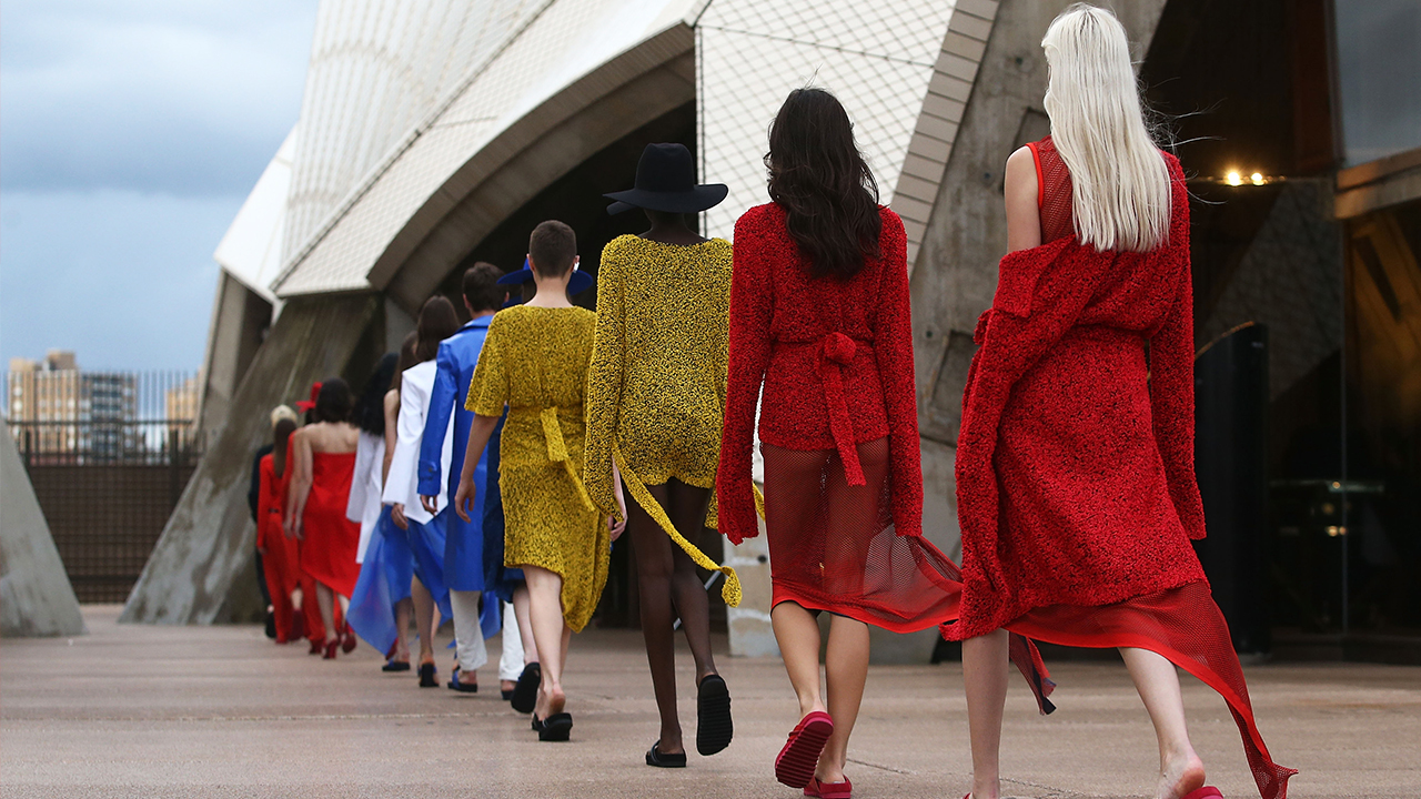 Catalysts And Creators A Retrospective Of The Australian Fashion Laureate Is Coming Soon Grazia