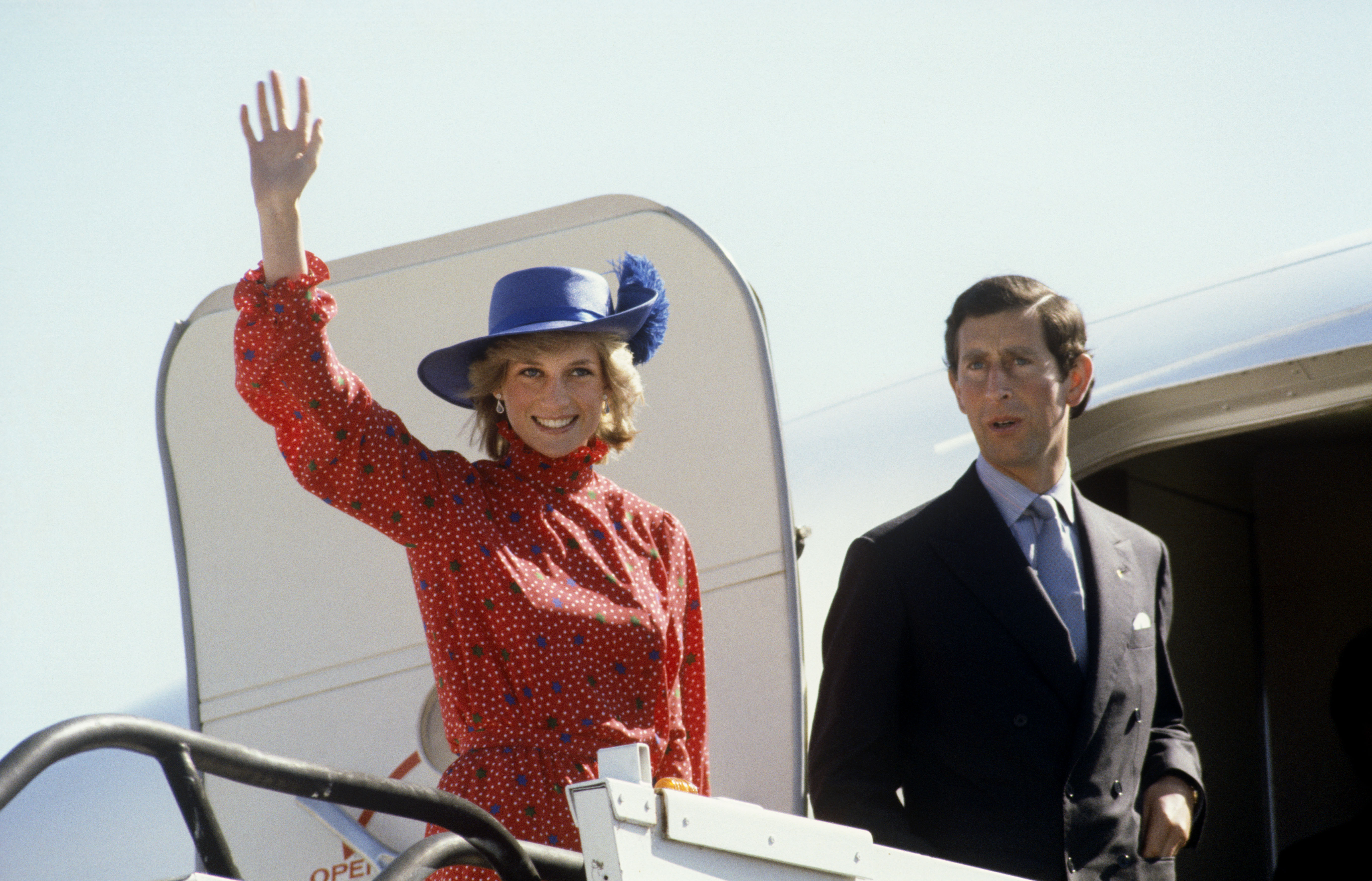 a look back at princess diana s first royal tour of australia grazia 2