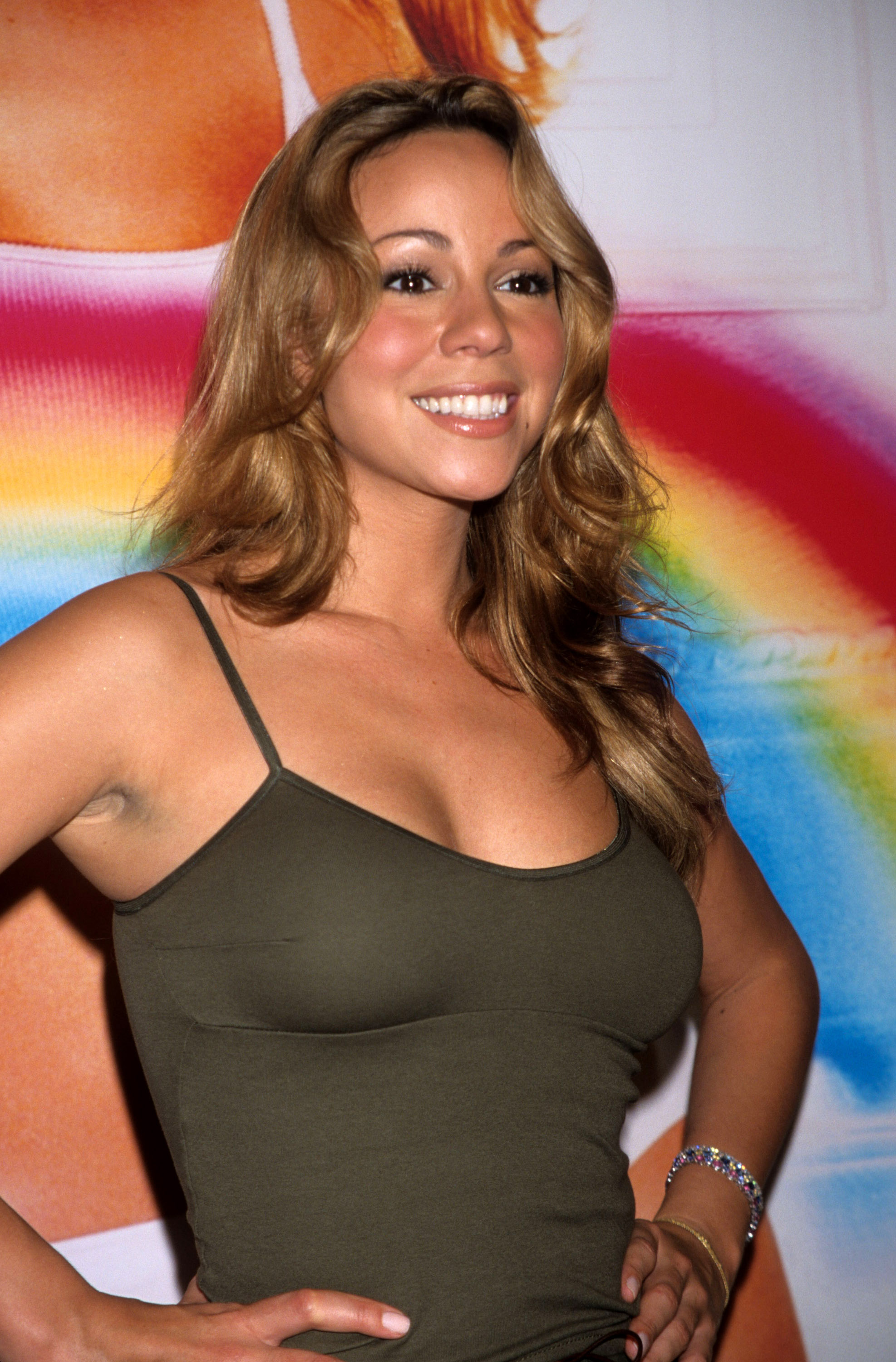 Mariah Carey's Most Iconic Beauty Moments Of All Time - Grazia