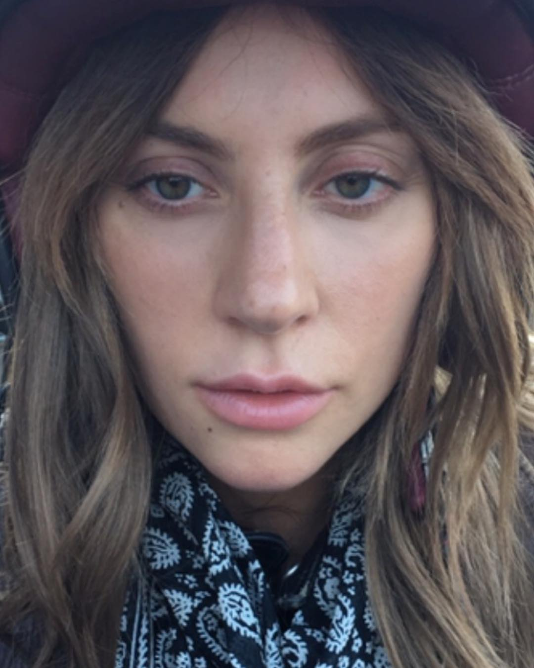 This Is The Only Makeup Lady Gaga S Ally Wore In A Star Is Born Grazia