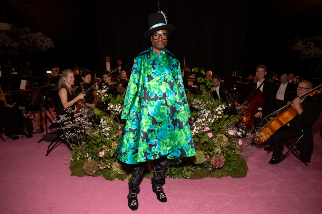 Here S What Billy Porter Thinks Of Meghan S Style Grazia