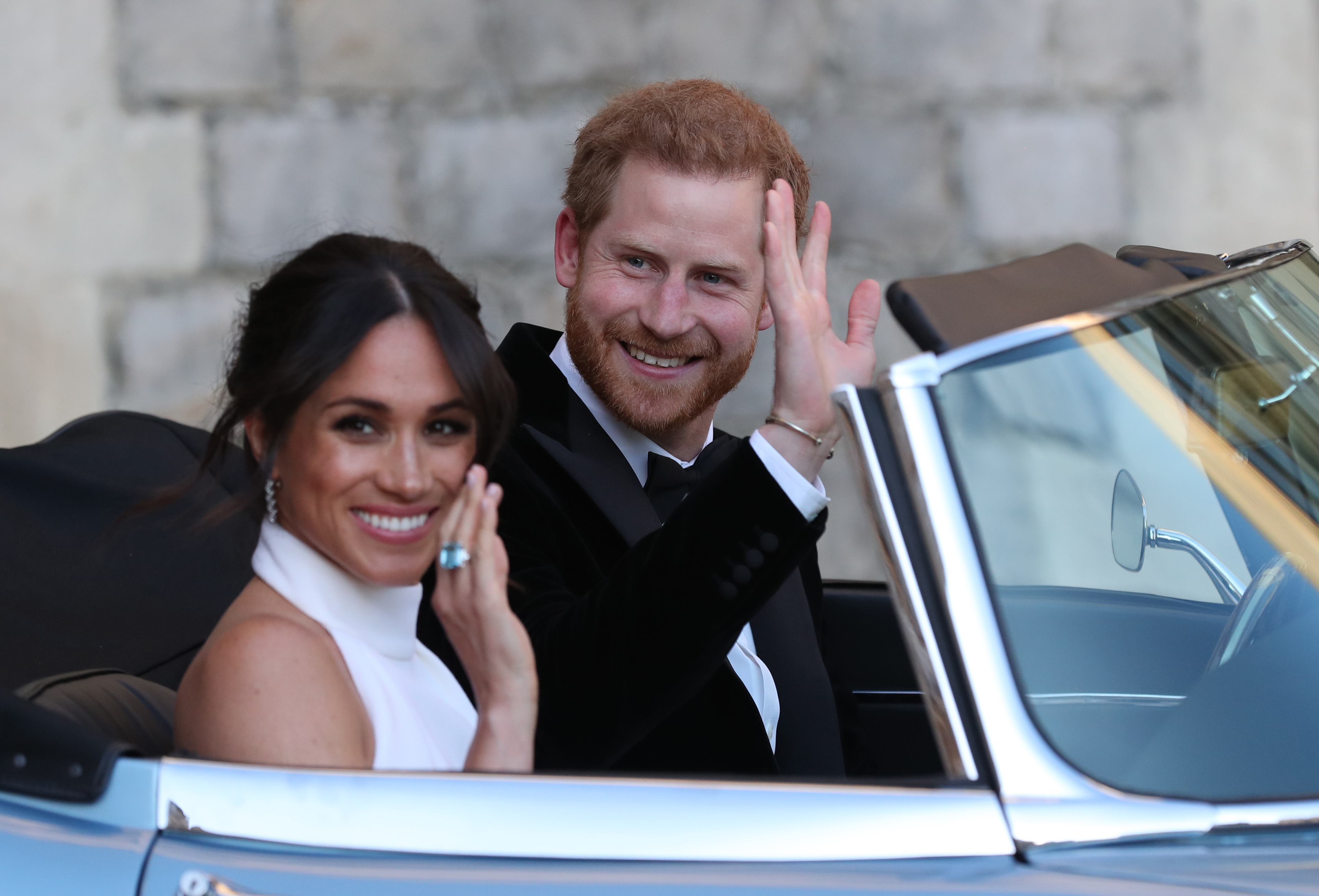 Prince Harry and Meghan Markle Announce They Will Be Stepping Back As Senior Members Of The Royal Family - Grazia