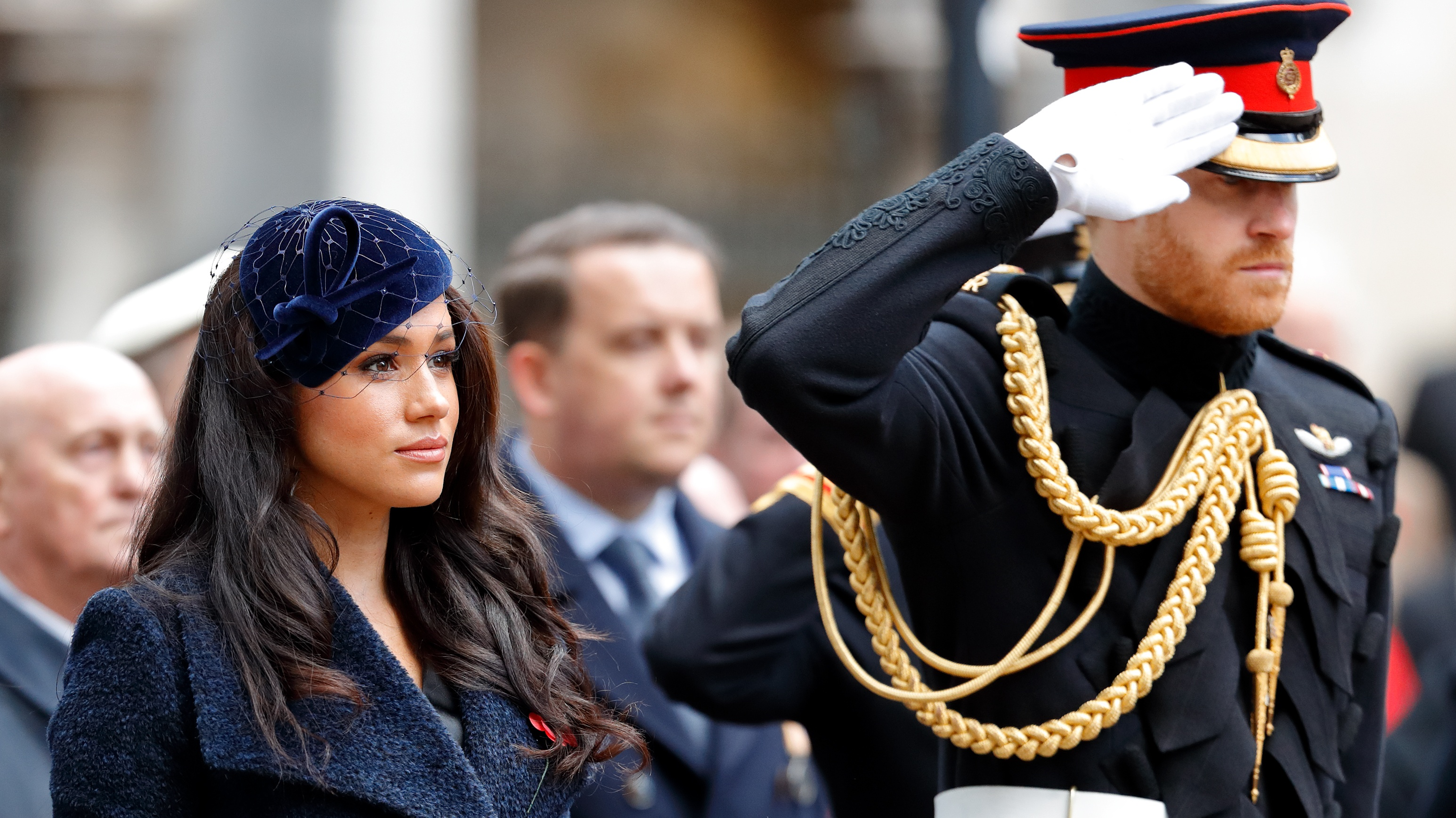 Royal Family Tensions Were Behind Meghan Markle And Prince Harry's Decision