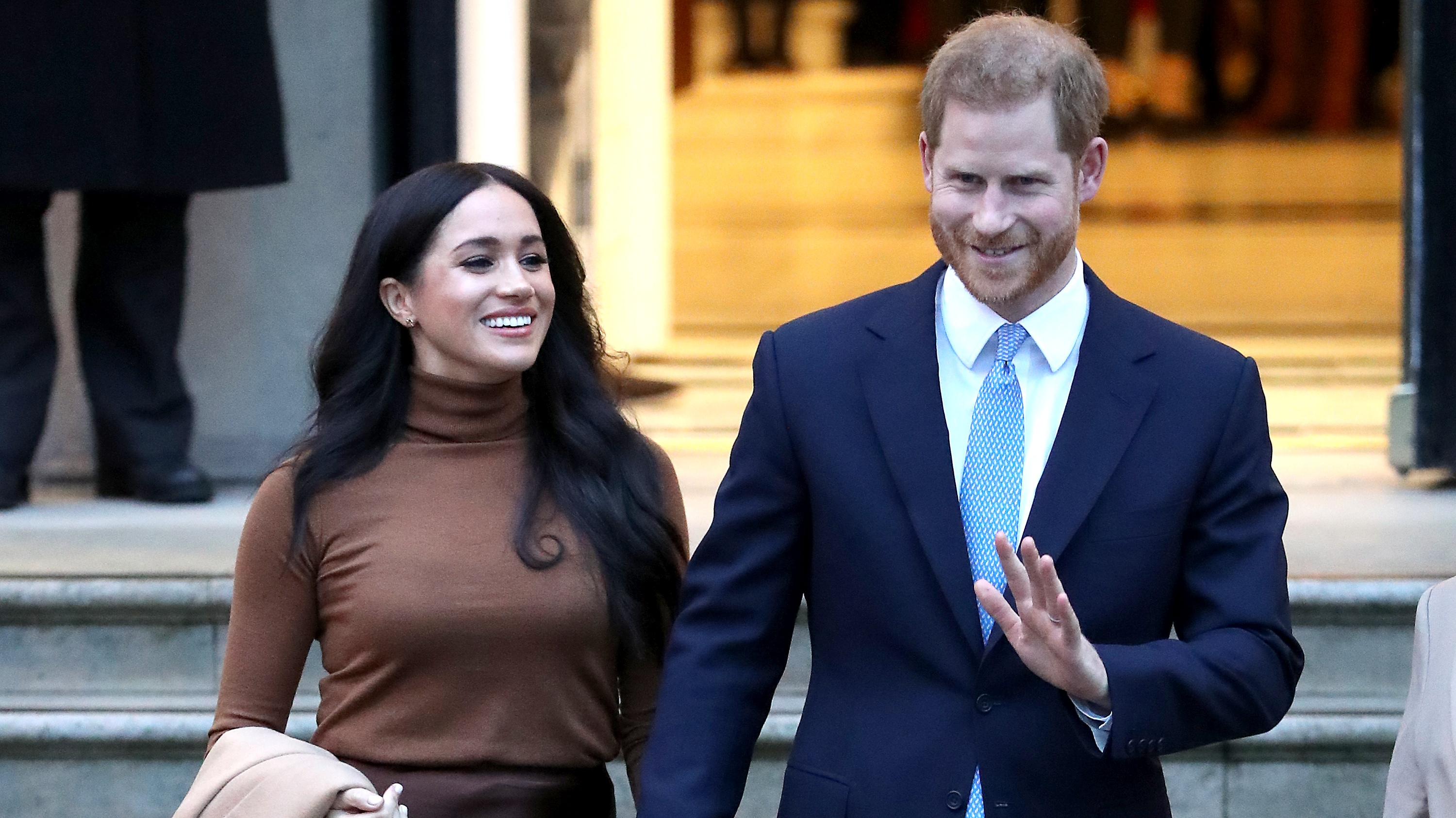 Meghan Markle Leaves UK For Canada And Jessica Mulroney Posts