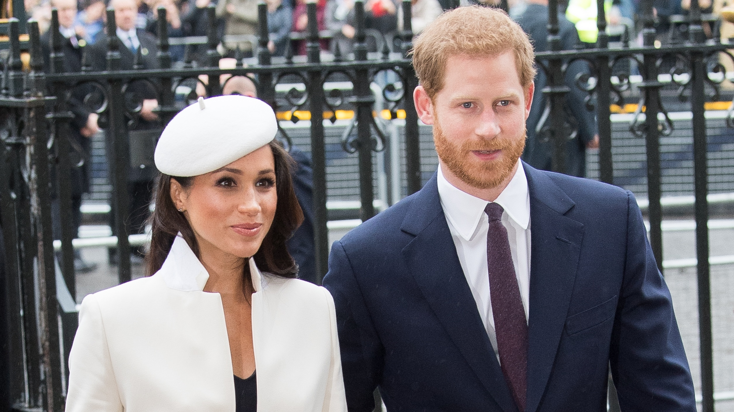 Meghan And Harry: Archie Harrison's Godparents Have Been Revealed