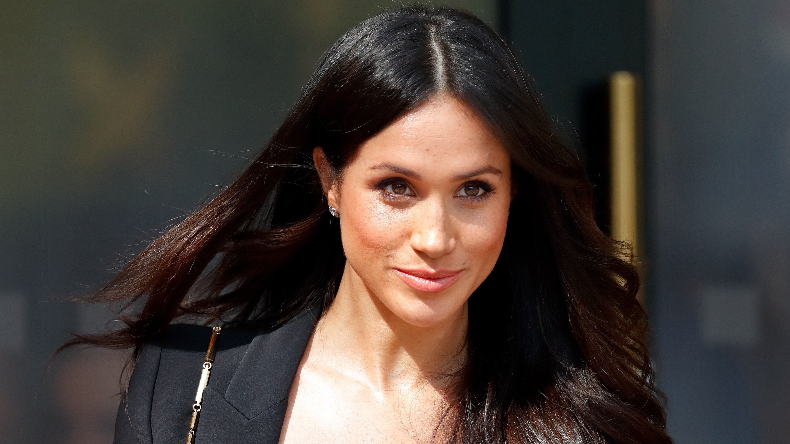 Meghan Markle Attends First Public Event In Canada Following 'Megxit'