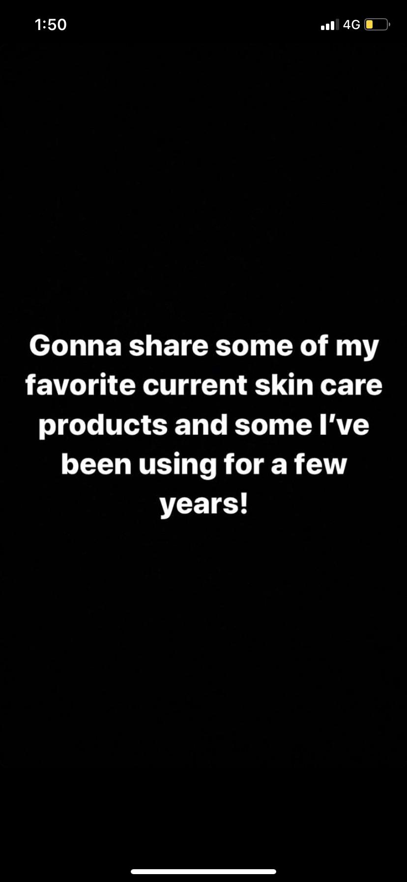 Hailey Bieber Skincare Routine