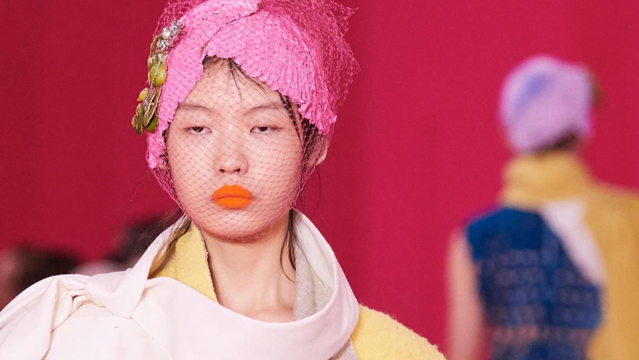 See All The Colours Of The Margiela Lipstick Rainbow