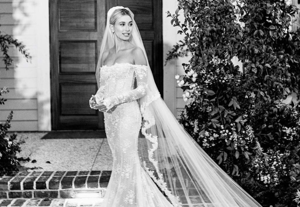 Hailey Baldwin Shares Never-Before-Seen Justin Bieber Wedding Photos