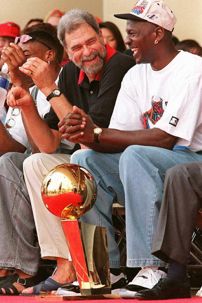 90s Michael Jordan