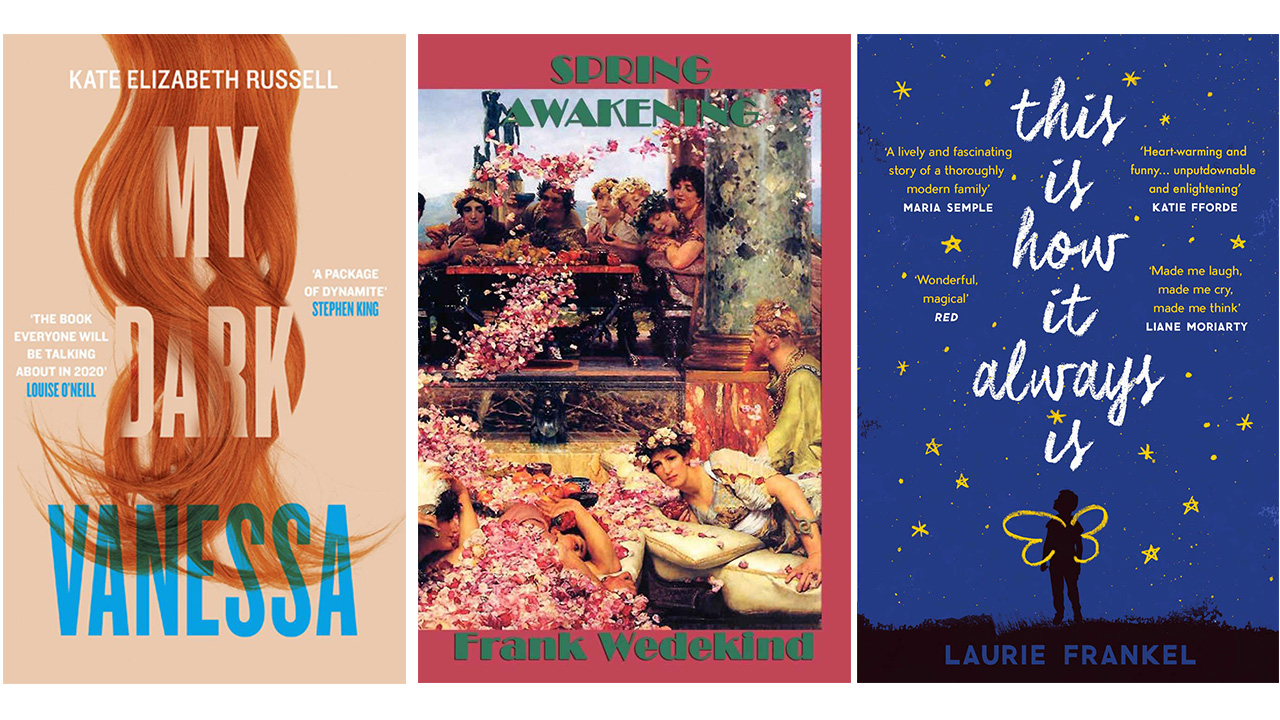 Kaia Gerber's favourite books