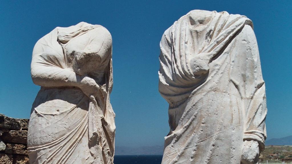 FAB FIVE: THE GRECIAN DRAPE