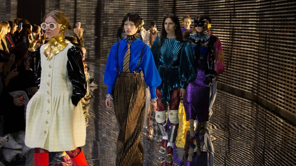 Is The Fashion Calendar Dead? Alessandro Michele Thinks So, As Gucci Goes Seasonless