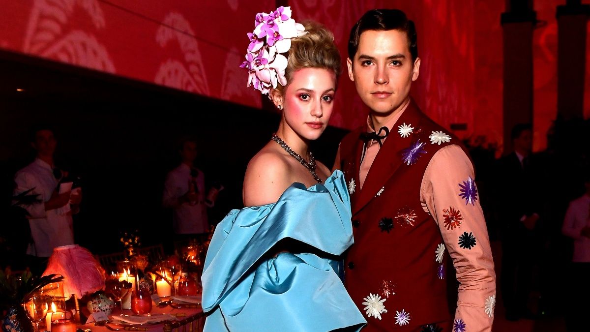 How An Australian Model Let Slip That Lili Reinhart and Cole Sprouse Had Split