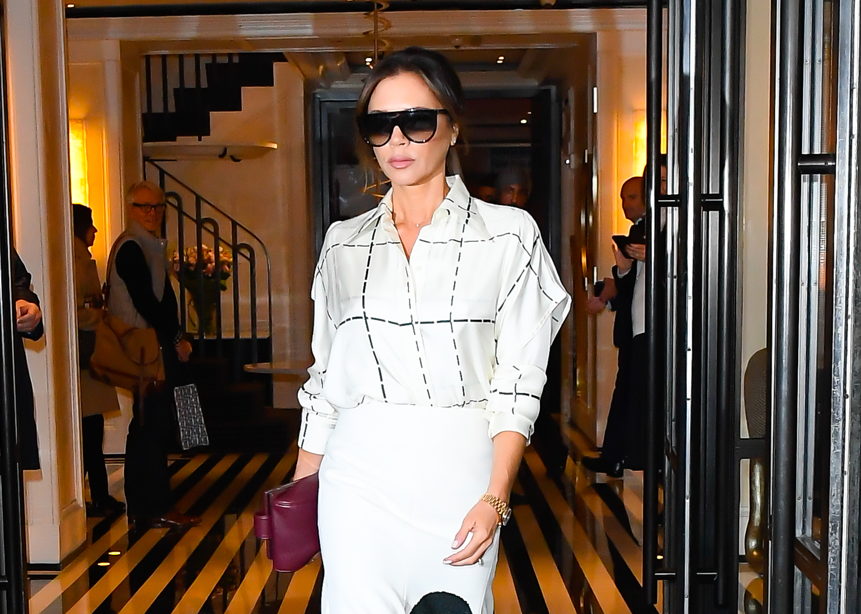 Victoria Beckham New York City