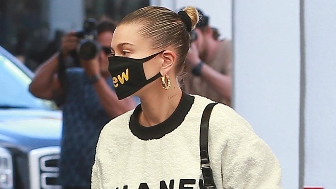 Behold, Hailey Bieber Goes Out In Style
