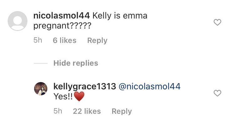 Emma Roberts Pregnant