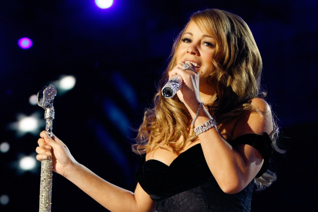 Mariah Carey Hacked