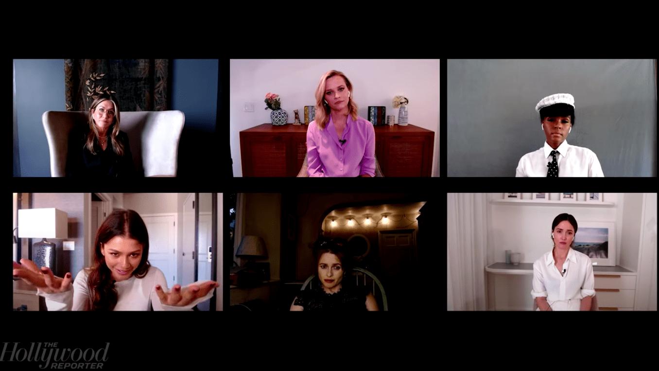 Zendaya, Reese Witherspoon, Jennifer Aniston, Janelle Monae, Helena Bonham Carter, Rose Byrne