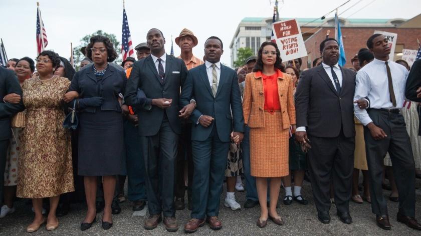 A scene from Selma