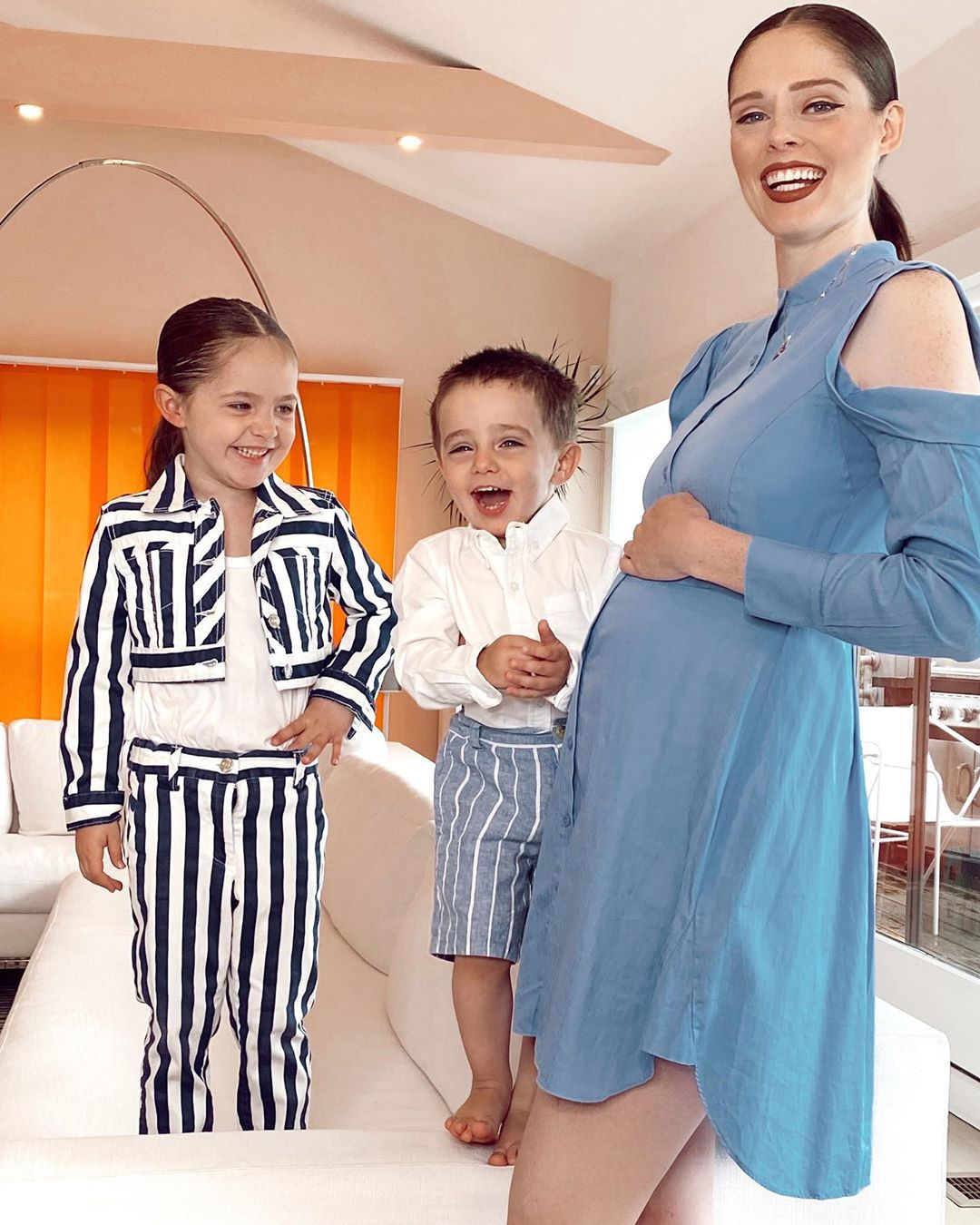 Coco Rocha Is Expecting Her Third Child - A Baby Girl!