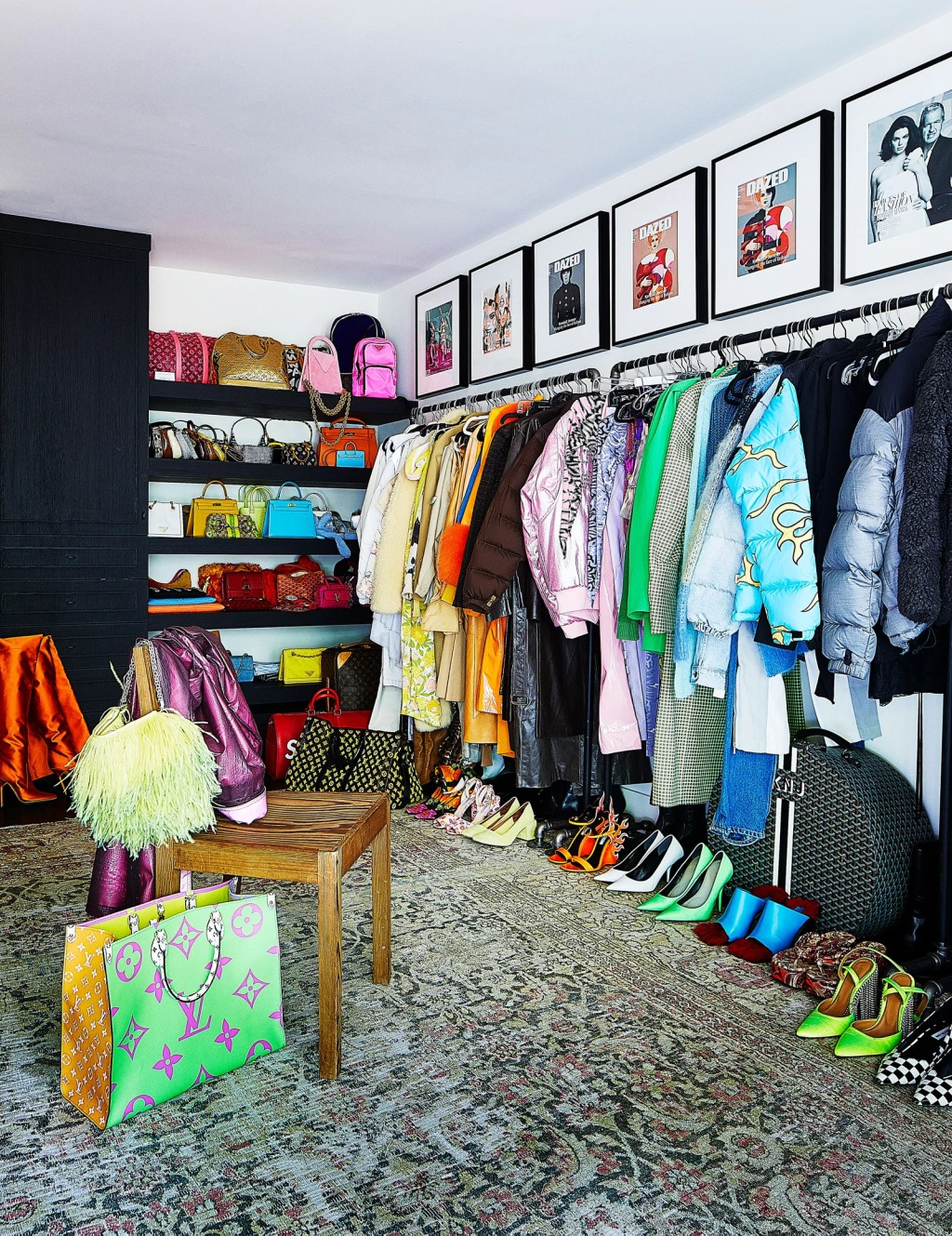 Kendall Jenner House Tour