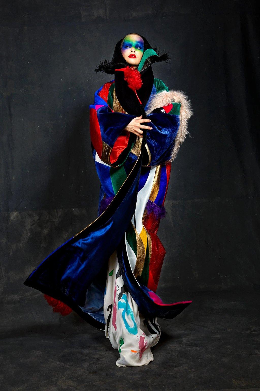 Ronald Van Der Kemp Haute Couture