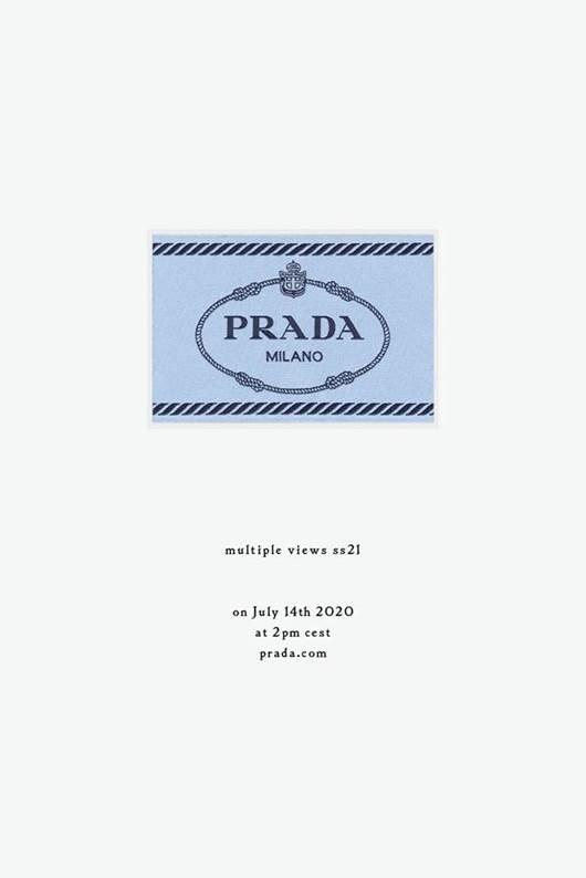 prada spring summer 2021